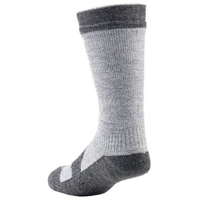 Sealskinz Walking Thin Mid Socks grey marl/dark grey marl